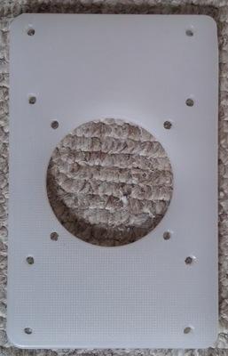 Drilled Fan Plate v2