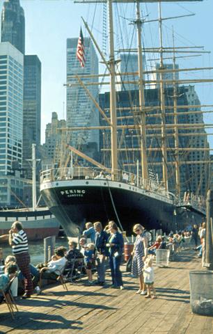 Barque Peking 1976